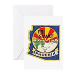Arizona FBI SWAT Greeting Cards (Pk of 10)