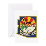 Arizona FBI SWAT Greeting Card