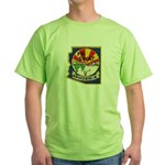 Arizona FBI SWAT Green T-Shirt