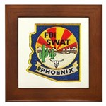 Arizona FBI SWAT Framed Tile