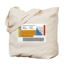 Periodic Table  Tote Bag