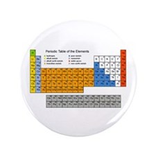 "Periodic Table  3.5"" Button (100 pack)"