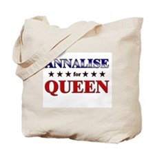 ANNALISE for queen Tote Bag