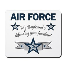 Air Force Boyfriend freedom Mousepad