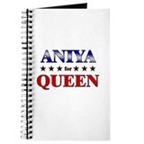 ANIYA for queen Journal