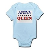 ANIYA for queen Onesie