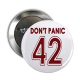 DON'T PANIC, HIKER! Button