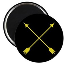 Archery Marshal Magnet