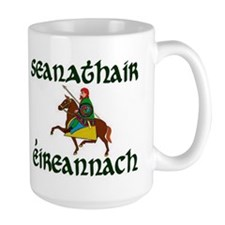 Irish Grandfather (Chieftain) Mug