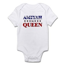 AMIYAH for queen Infant Bodysuit