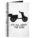 It's All About The Ride Journal
