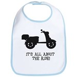 It's All About The Ride Bib