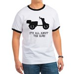 It's All About The Ride Ringer T
