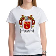 McGill Family Crest Tee