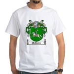 McGuire Family Crest White T-Shirt