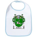 McGuire Family Crest Bib