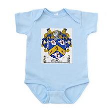 McKay Family Crest Infant Creeper
