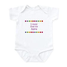 I really love my Nana Infant Bodysuit