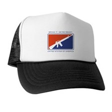 M16 Trucker Hat