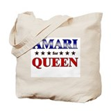 AMARI for queen Tote Bag