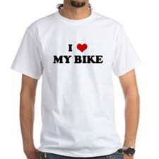 I Love MY BIKE Shirt