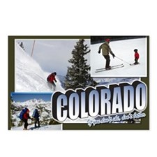 Colorado Postcards (Package of 8)