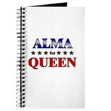 ALMA for queen Journal