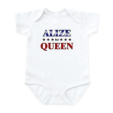 ALIZE for queen Infant Bodysuit
