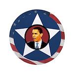 Big Barack Obama Patriotic 3.5