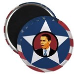 Barack Obama Commemoriatve Magnet