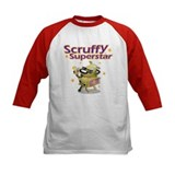 Kids Scruffy Superstar Baseball Jersey