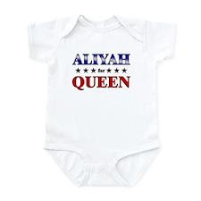 ALIYAH for queen Infant Bodysuit
