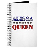 ALISSA for queen Journal