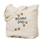 Bouvier Dad Tote Bag