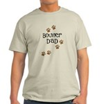 Bouvier Dad Light T-Shirt