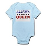 ALISHA for queen Onesie
