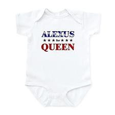 ALEXUS for queen Onesie