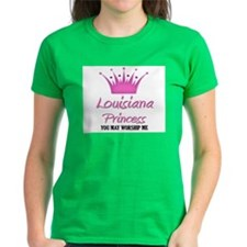Louisiana Princess Tee
