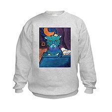 Wet Cat Sweatshirt