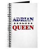 ADRIAN for queen Journal