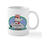 """Strikethree.com """"Yakyu"""" Mug"""