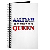 AALIYAH for queen Journal