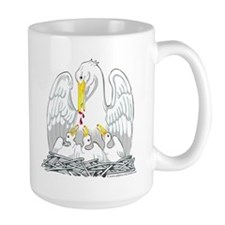 Order of the Pelican Large Mug
