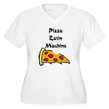 PIZZA EATING MACHINE T-Shirt