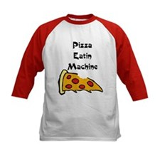 PIZZA EATING MACHINE Tee