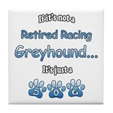 Retired Racers Not Tile Coaster