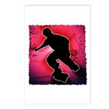 Skateboarding Postcards (Package of 8)