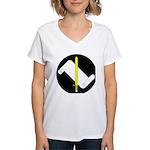 An Tir MoL Women's V-Neck T-Shirt