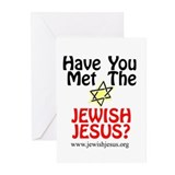 Jewish Jesus Greeting Cards (Pk of 20)