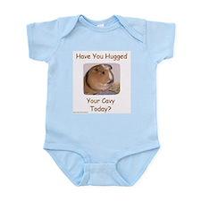 Hug your cavy, guinea pig Infant Creeper